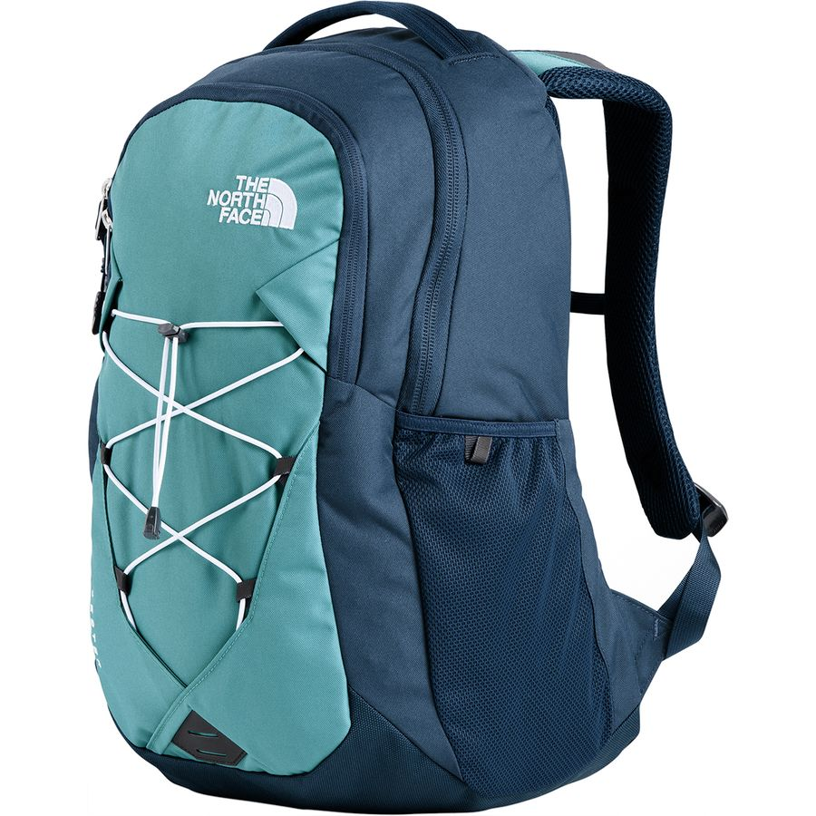 ebe714560383 The North Face - Jester 28L Backpack - Women s - Blue Wing Teal Storm Blue