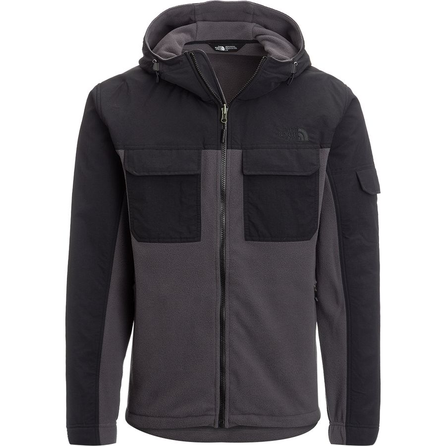 dd9281c6e The North Face Salinas Hooded Jacket - Men's
