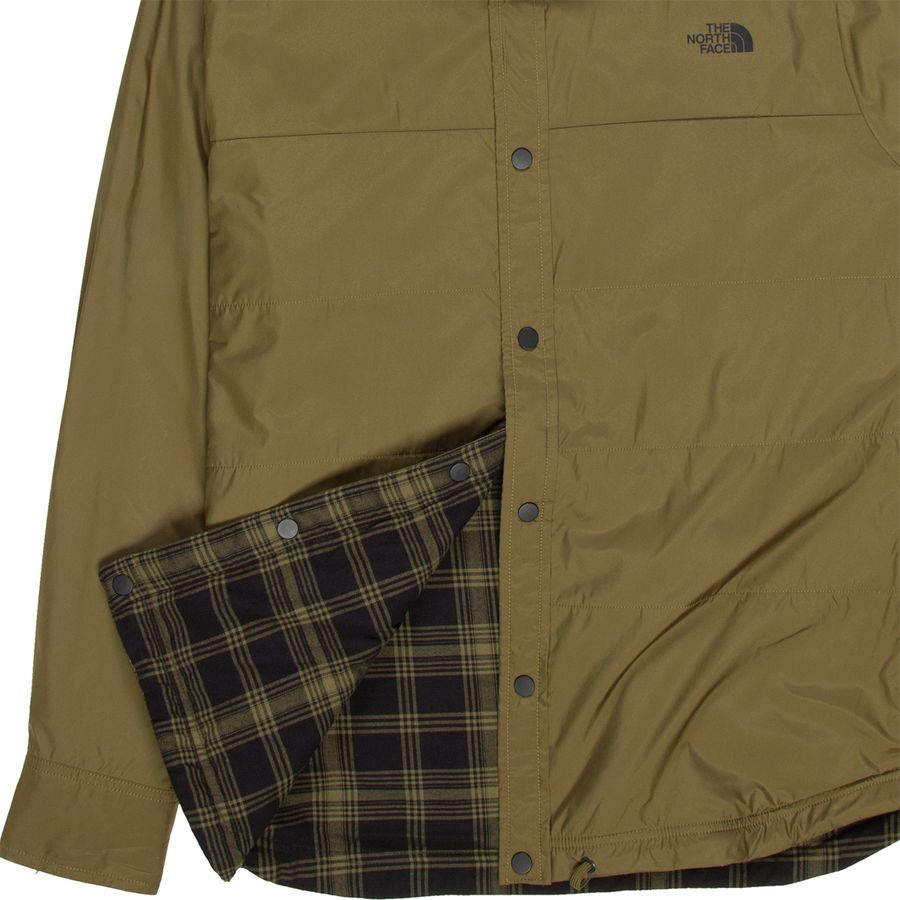 1a1b33645 The North Face Fort Point Flannel Shirt - Men's