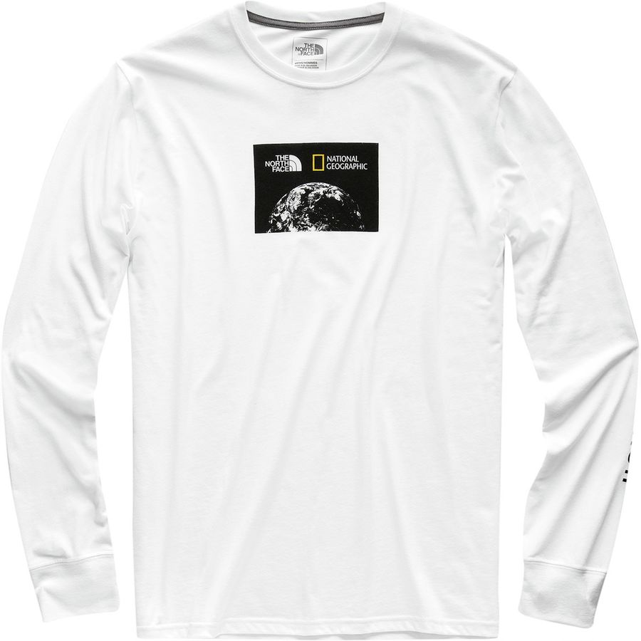 4ee42ee329 The North Face - Bottle Source Limited Long-Sleeve Shirt - Men s - TNF White