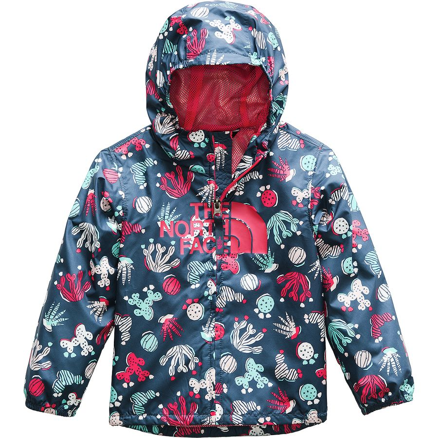 cd9d7d000 The North Face Novelty Flurry Wind Jacket - Toddler Girls ...