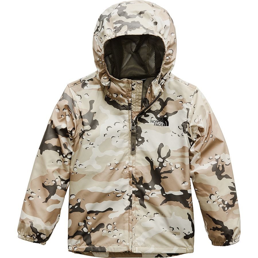 fc8807ef4 The North Face - Novelty Flurry Wind Jacket - Toddler Boys' - New Taupe  Green