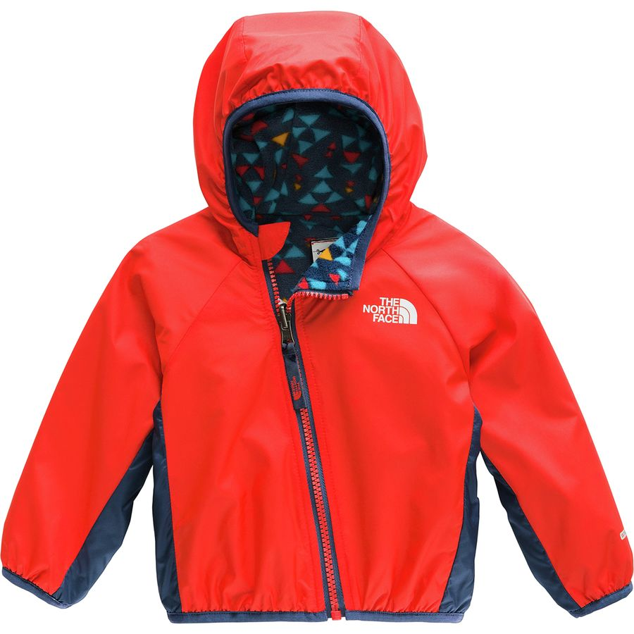 29494014bde0 The North Face - Reversible Breezeway Wind Jacket - Infant Boys  - Fiery Red