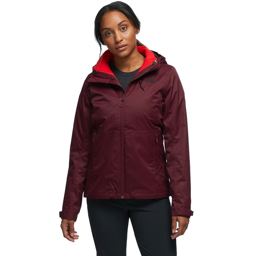 The North Face Arrowood Triclimate Hooded 3 In 1 Jacket Women's