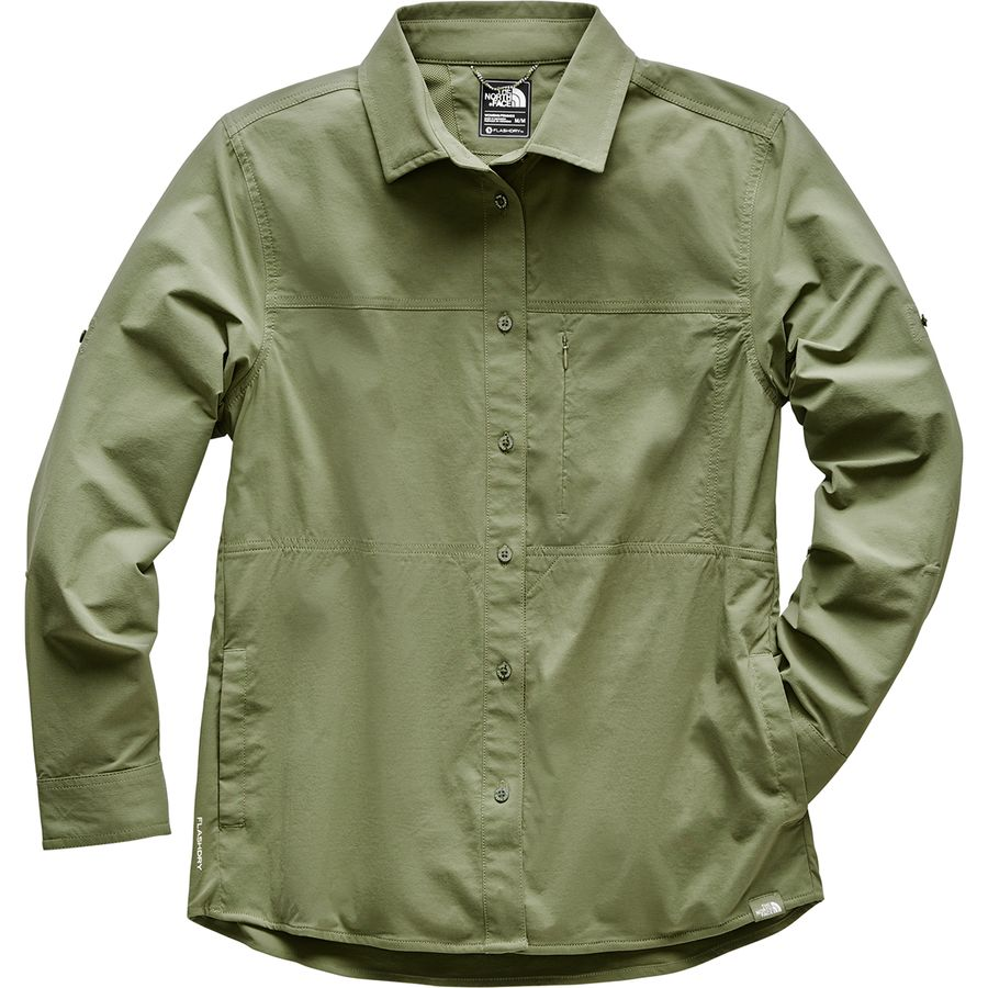 401a14569 The North Face Boreaz Roll Up Shirt - Women's | Backcountry.com
