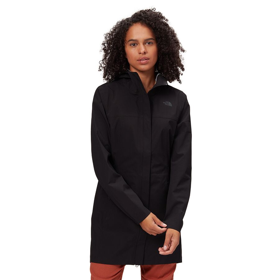 2633dfbb91f3 The North Face - Allproof Stretch Parka - Women s - Tnf Black