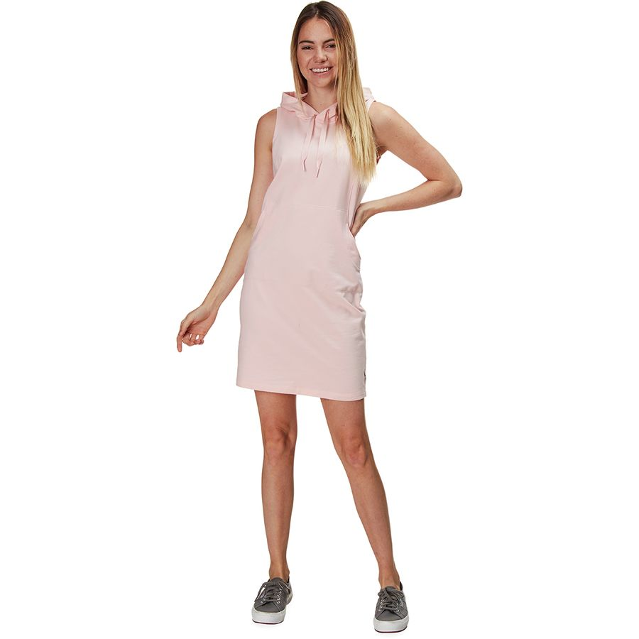 516c2a2d5 The North Face Bayocean Sleeveless Hooded Dress - Women's