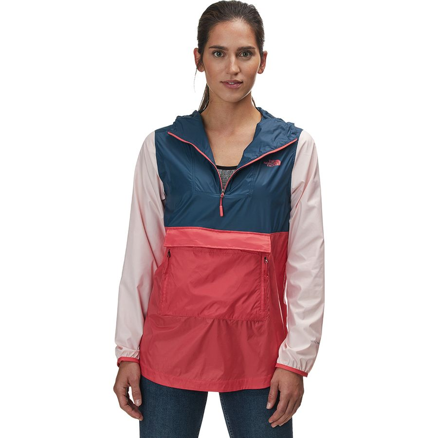49160581ad7 The North Face - Fanorak 2.0 Jacket - Women's - Spiced Coral Multi