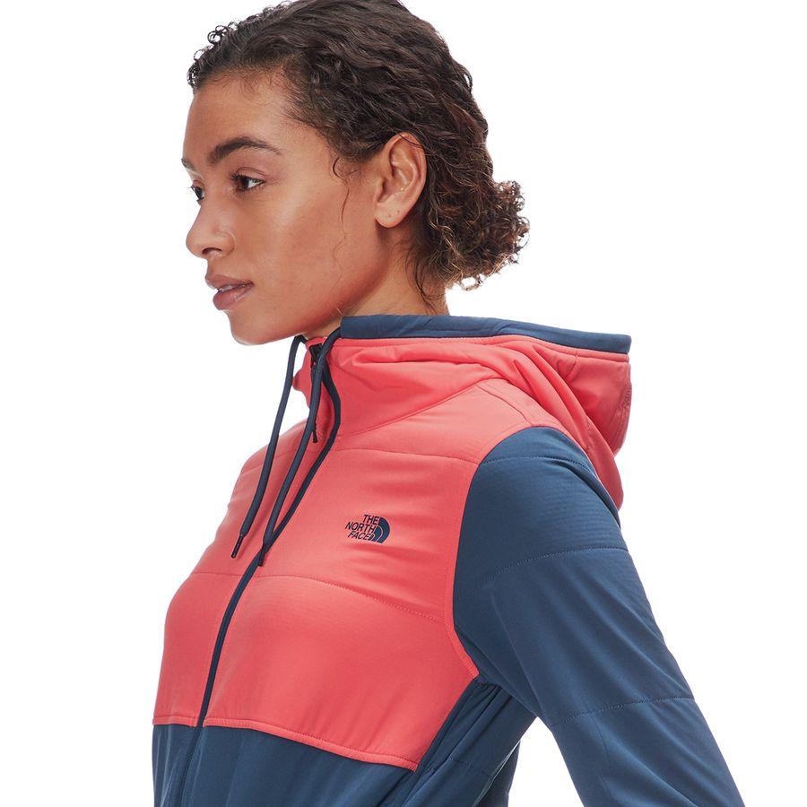 The North Face Mountain Sweatshirt Full Zip Hoodie Women