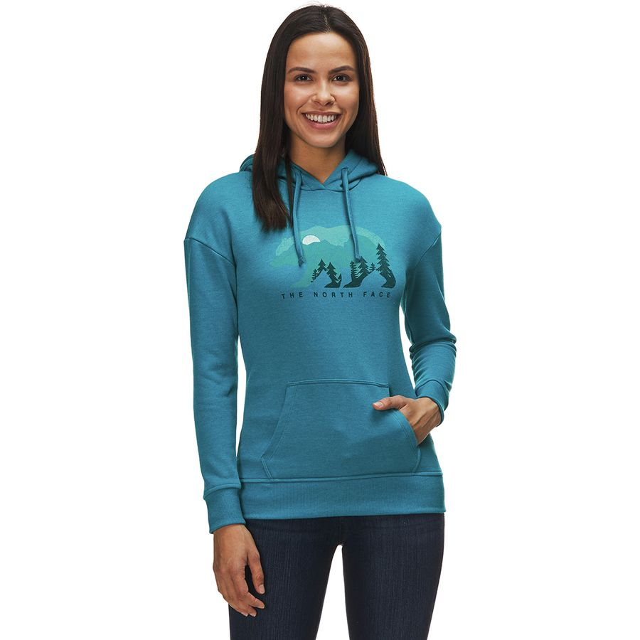 d3d585df6 The North Face Bearscape Tri-Blend Pullover Hoodie - Women's