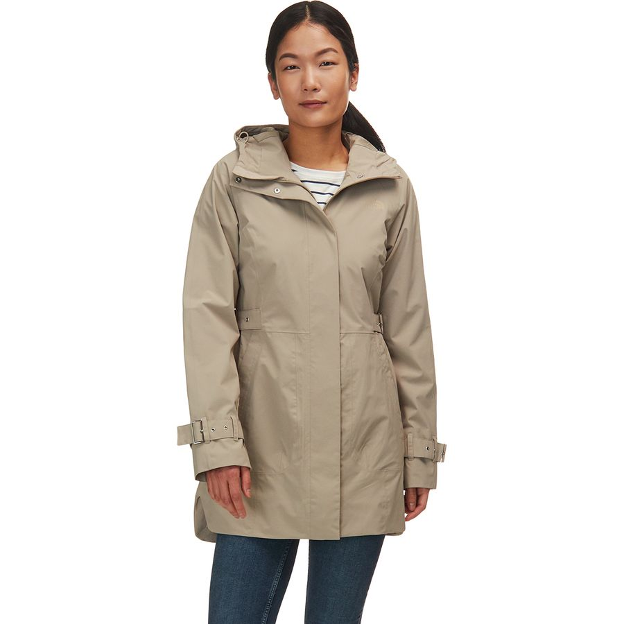 7aa95d9ff The North Face City Breeze Rain Trench Jacket - Women's