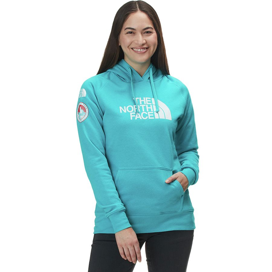 The North Face - Antarctica Collectors Pullover Hoodie - Women s - Bluebird ae36efaa56