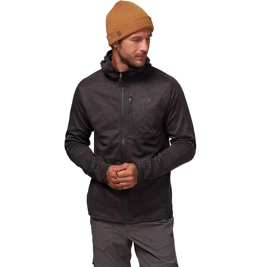 db3444c17b8 The North Face Canyonlands Hooded Fleece Jacket - Men s ...