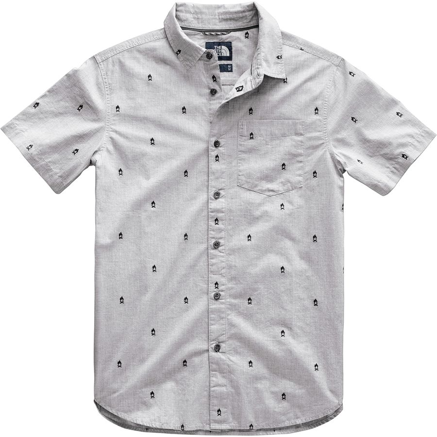 b9dd4f5eb The North Face Baytrail Jacquard Shirt - Men's