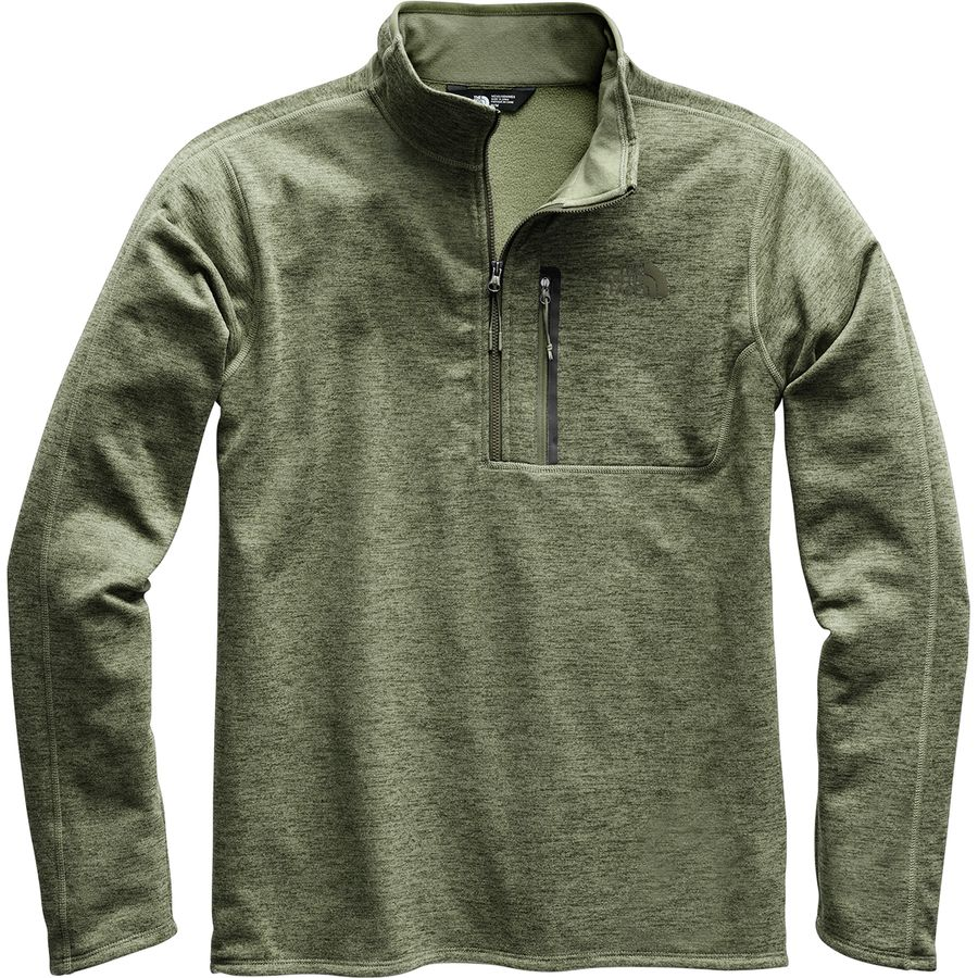 e06841d03a8a0 The North Face Canyonlands 1 2-Zip Pullover Fleece Jacket - Men s ...