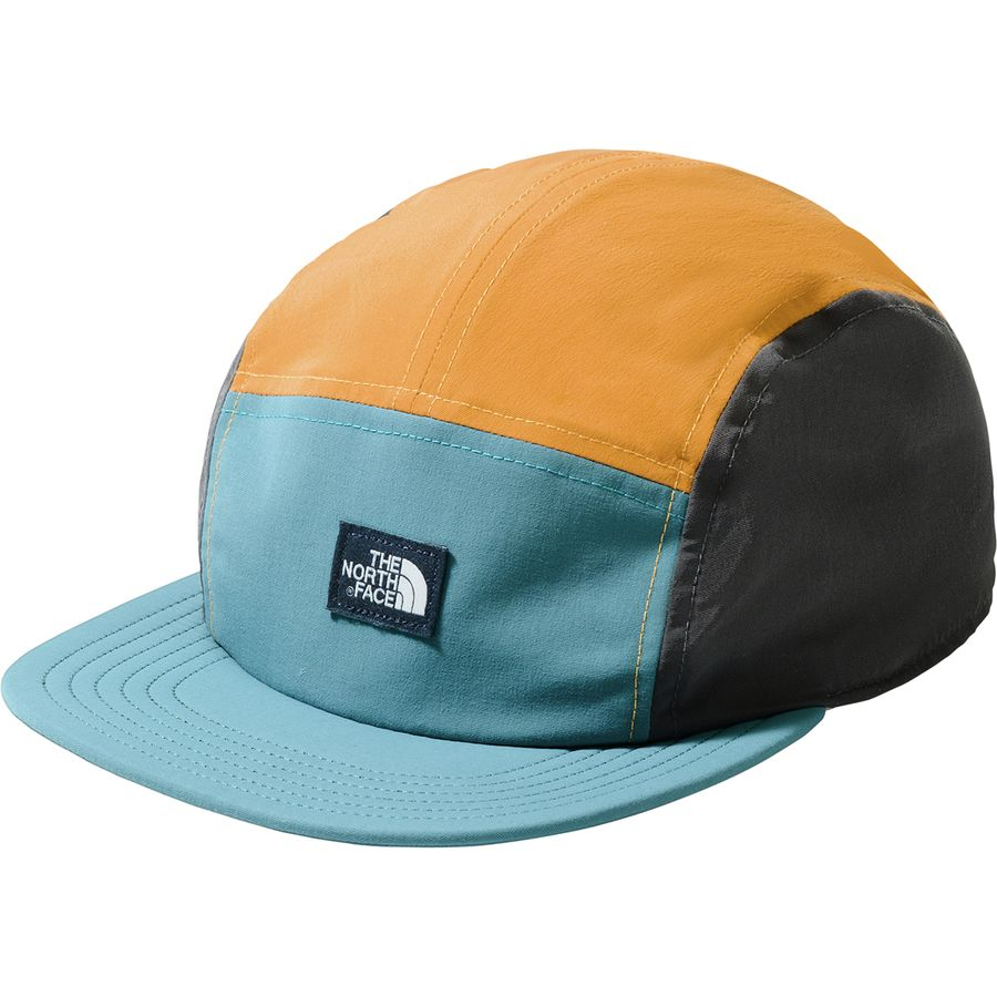cb65daaac The North Face - Class V 5 Panel Hat - Storm Blue Multi