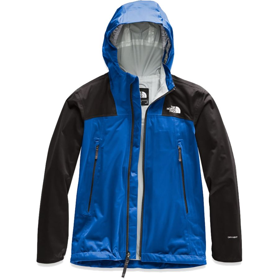 23458759059 The North Face - Allproof Stretch Jacket - Boys  - Turkish Sea