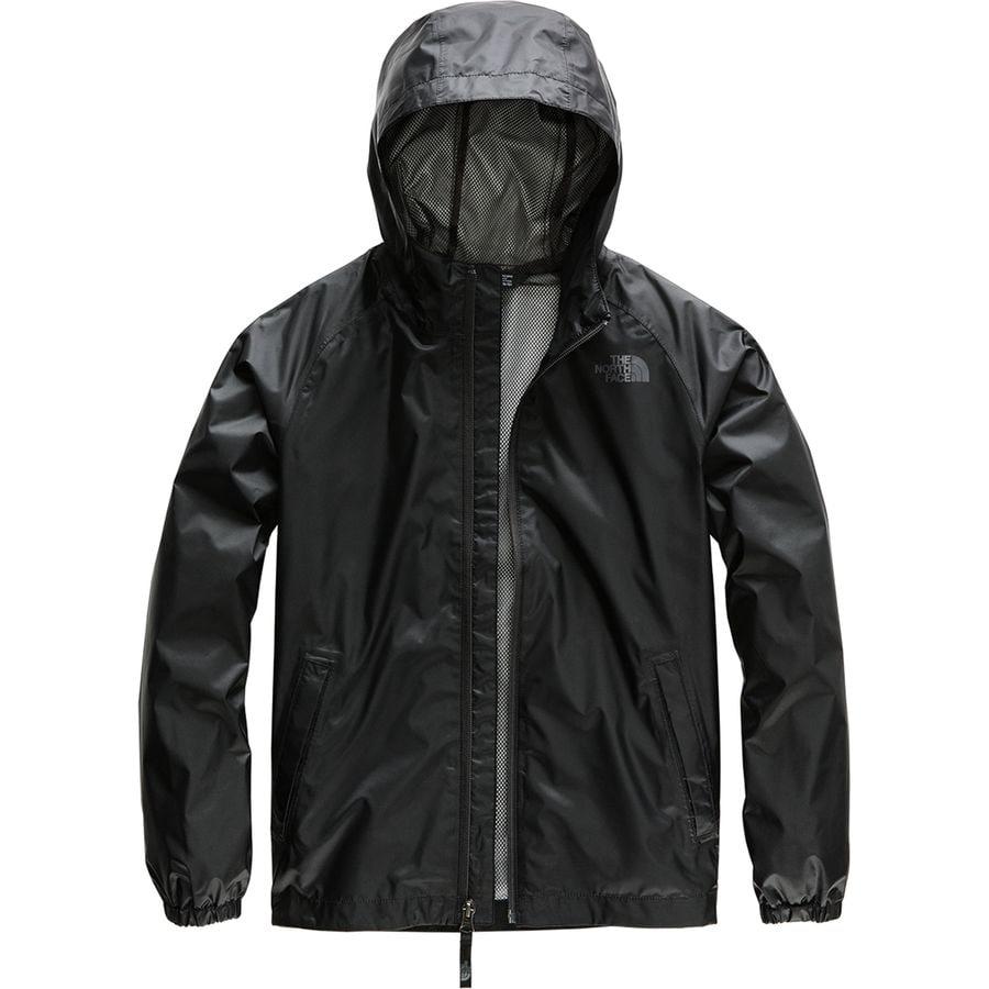 f5466bc39240 The North Face Zipline Rain Jacket - Boys