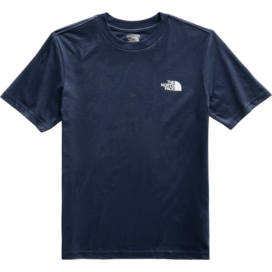 a6077c17c6d The North Face - Graphic Short-Sleeve T-Shirt - Boys  - Cosmic