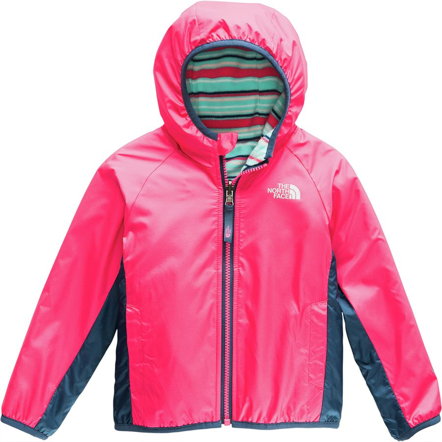 c0edbb399 The North Face Reversible Breezeway Wind Jacket - Toddler Girls'