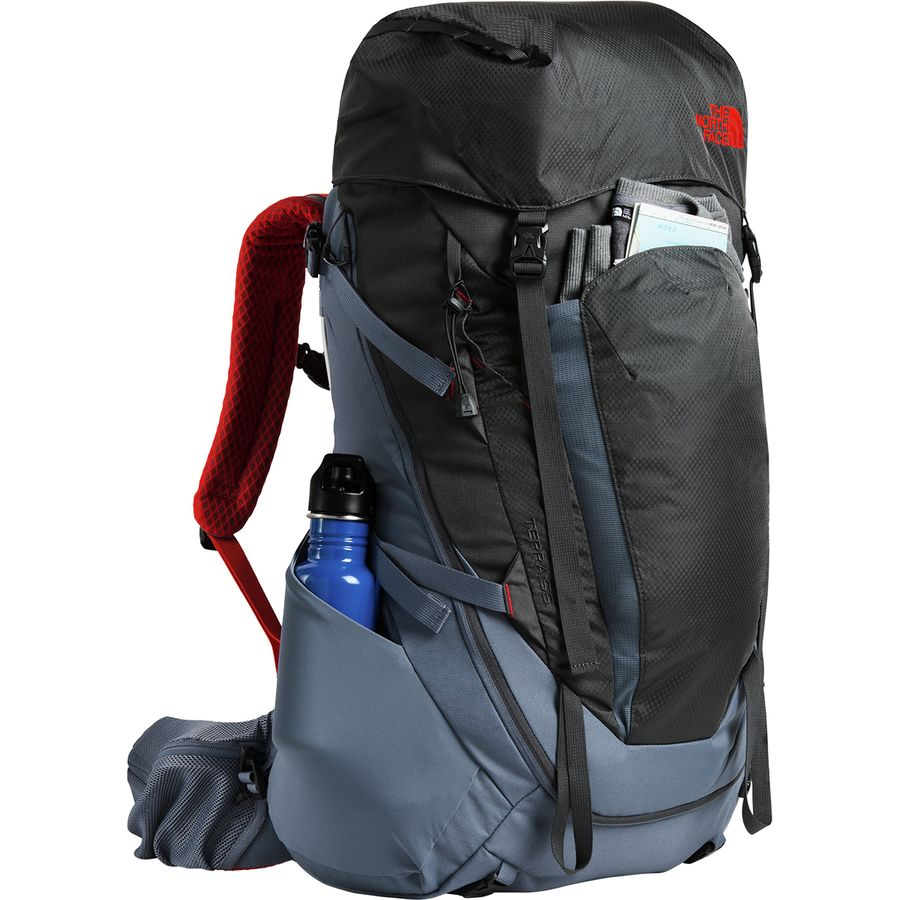 221f4c6ea9 The North Face - Terra 55L Backpack - Kids  - Grisaille Grey Asphalt Grey