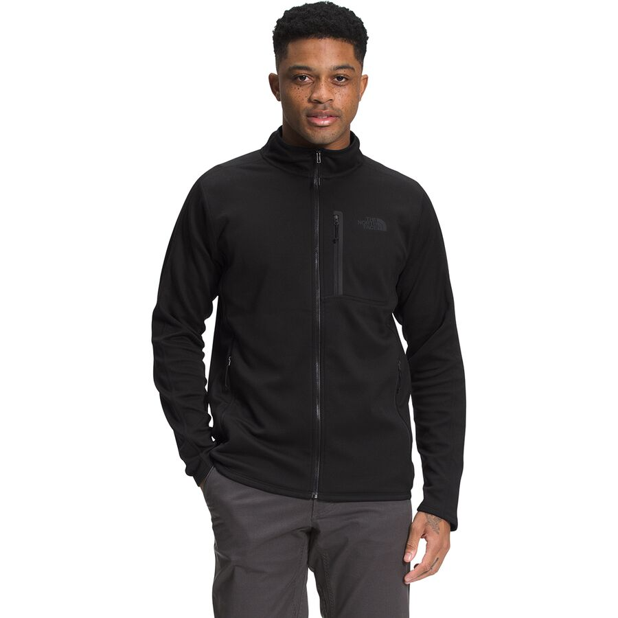 496ca80a8a9 The North Face Canyonlands Fleece Jacket - Men's | Backcountry.com