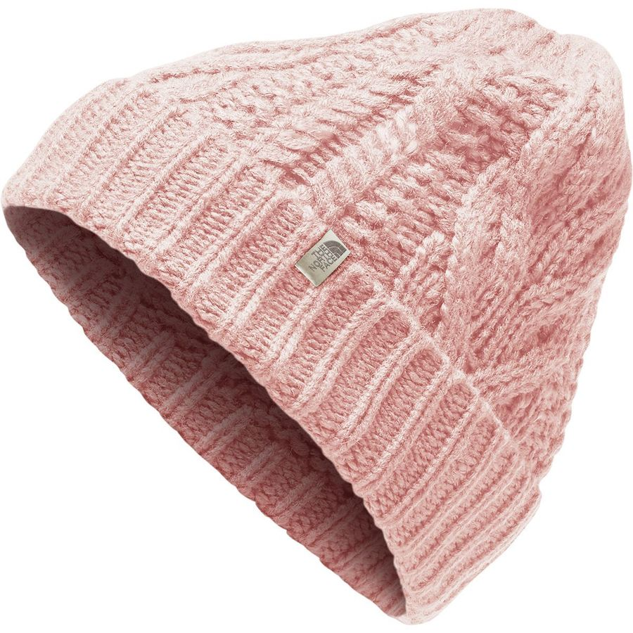 23e09ea6580 The North Face - Cable Minna Beanie - Women s - Burnished Lilac