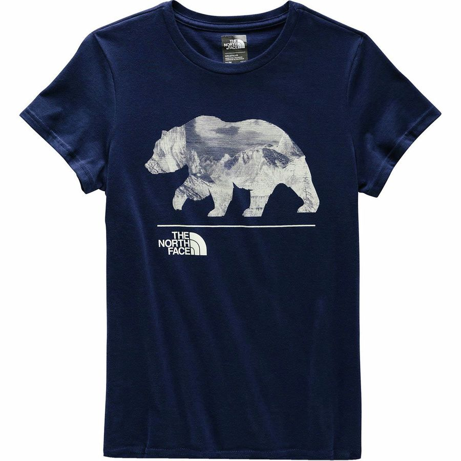 63a440765 The North Face Graphic Short-Sleeve T-Shirt - Girls'