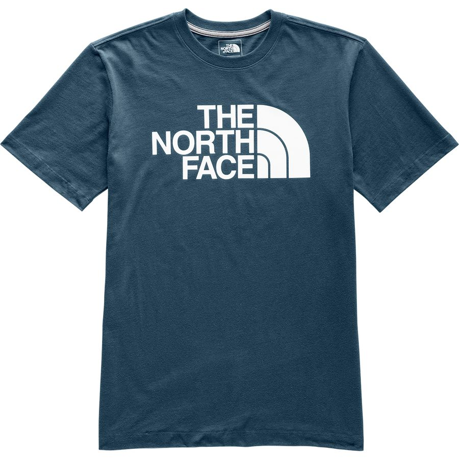 d8275fc59059 The North Face - Half Dome T-Shirt - Men's - Blue Wing Teal/