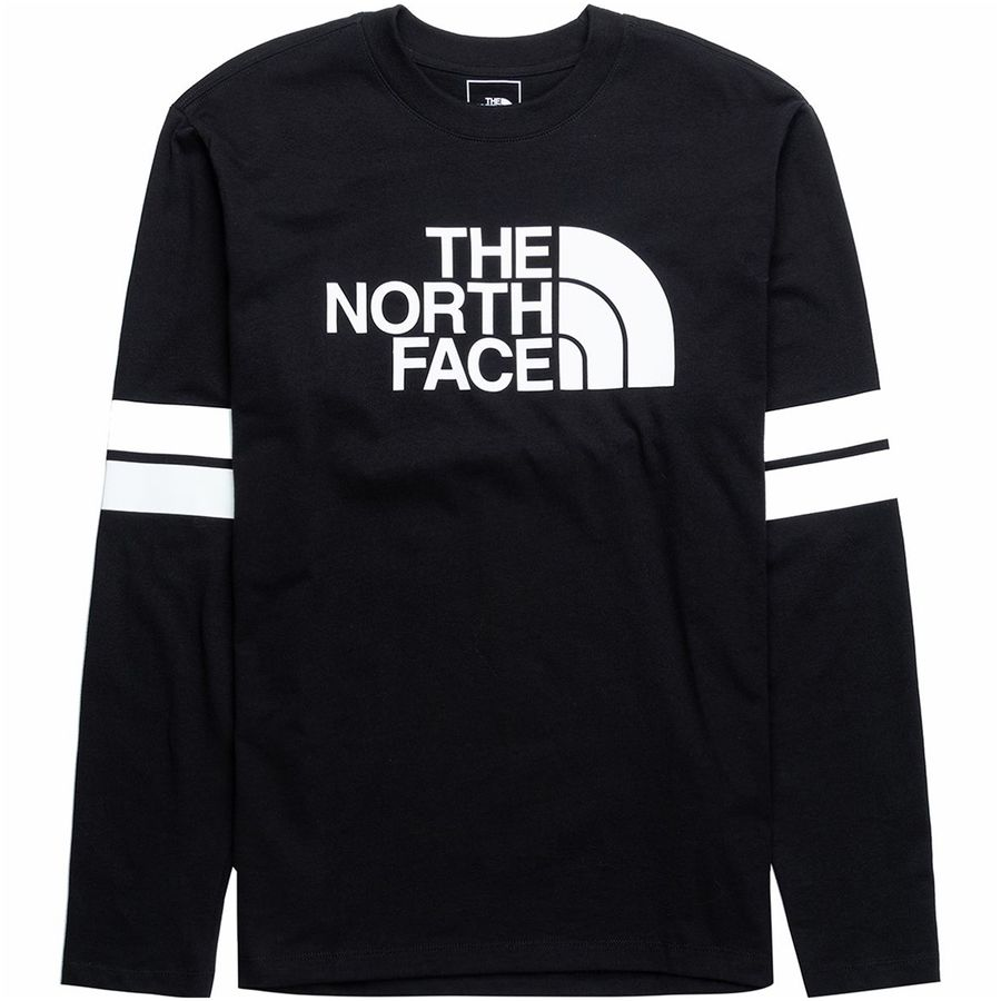 05ab195e7 The North Face Collegiate Long-Sleeve T-Shirt - Men's