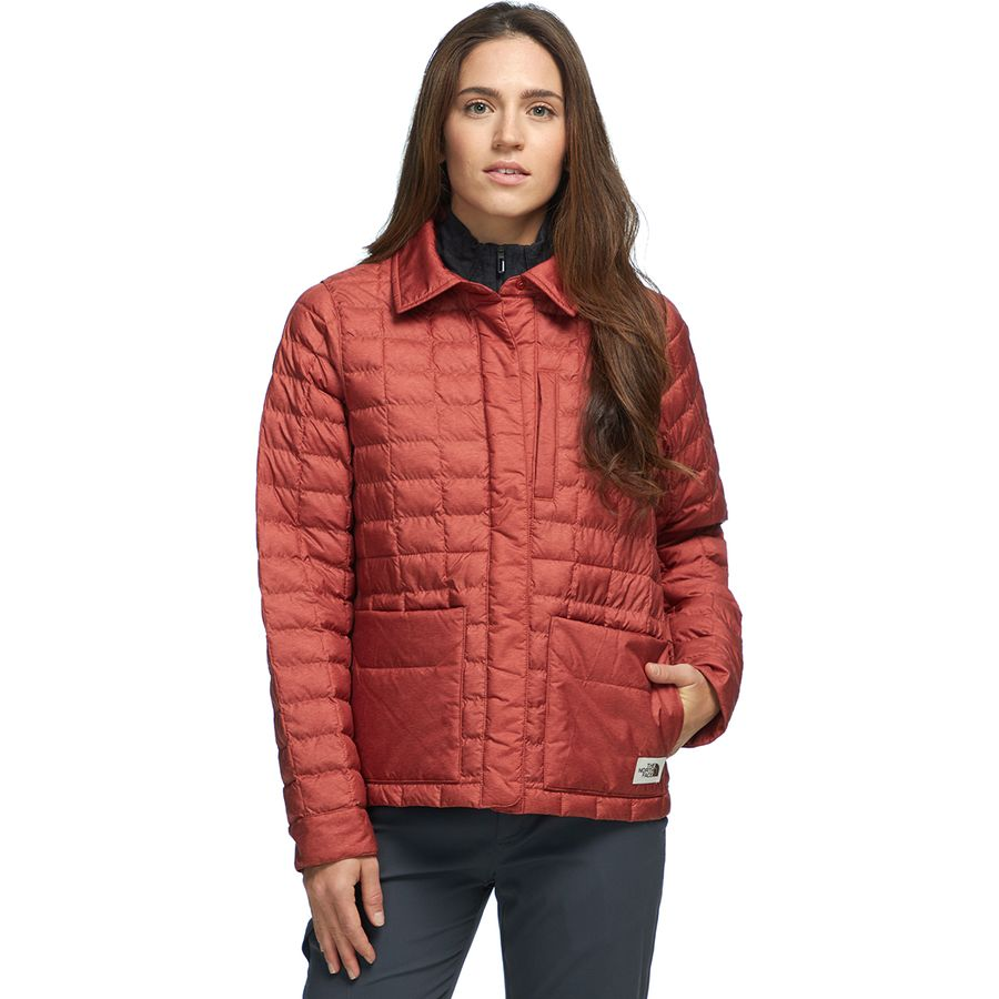 The North Face Thermoball Eco Snap Insulated Jacket - Womens