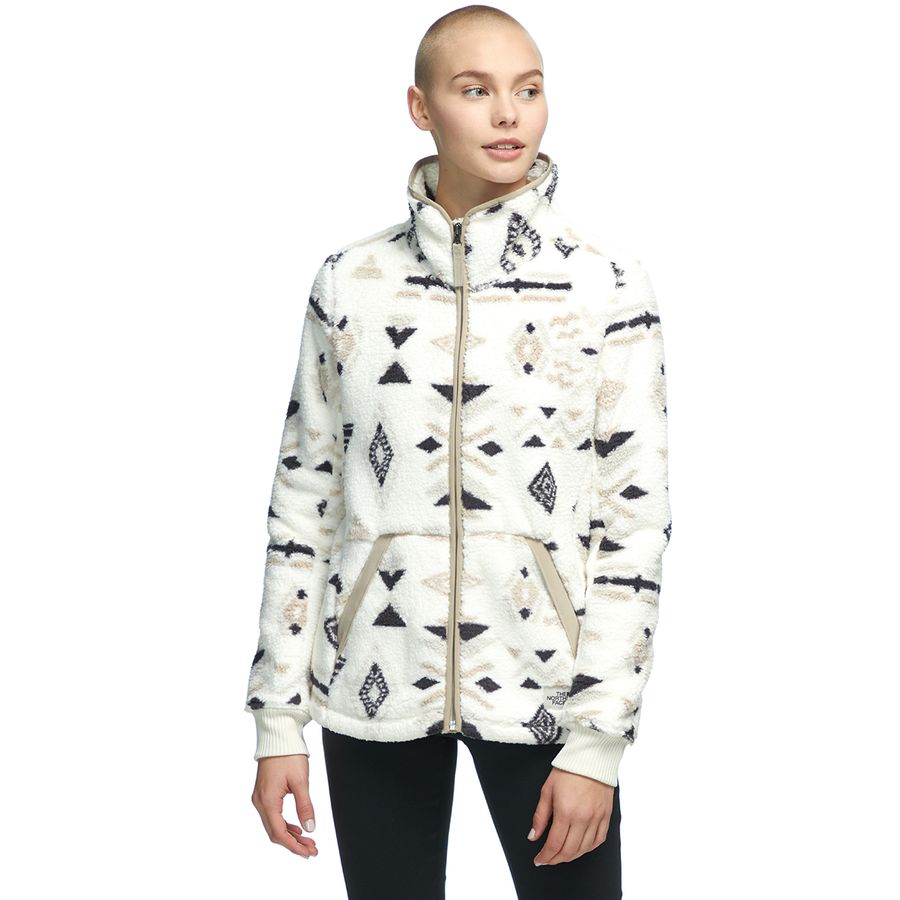 The North Face Campshire Full-Zip Fleece Jacket - Women's ...