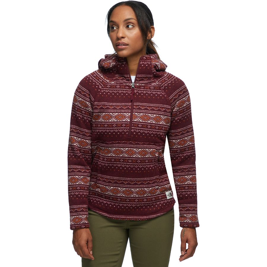 a804690e4 The North Face Printed Crescent Pullover Hoodie - Women's