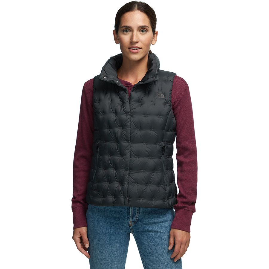 0f9f42451 The North Face Holladown Crop Down Vest - Women's