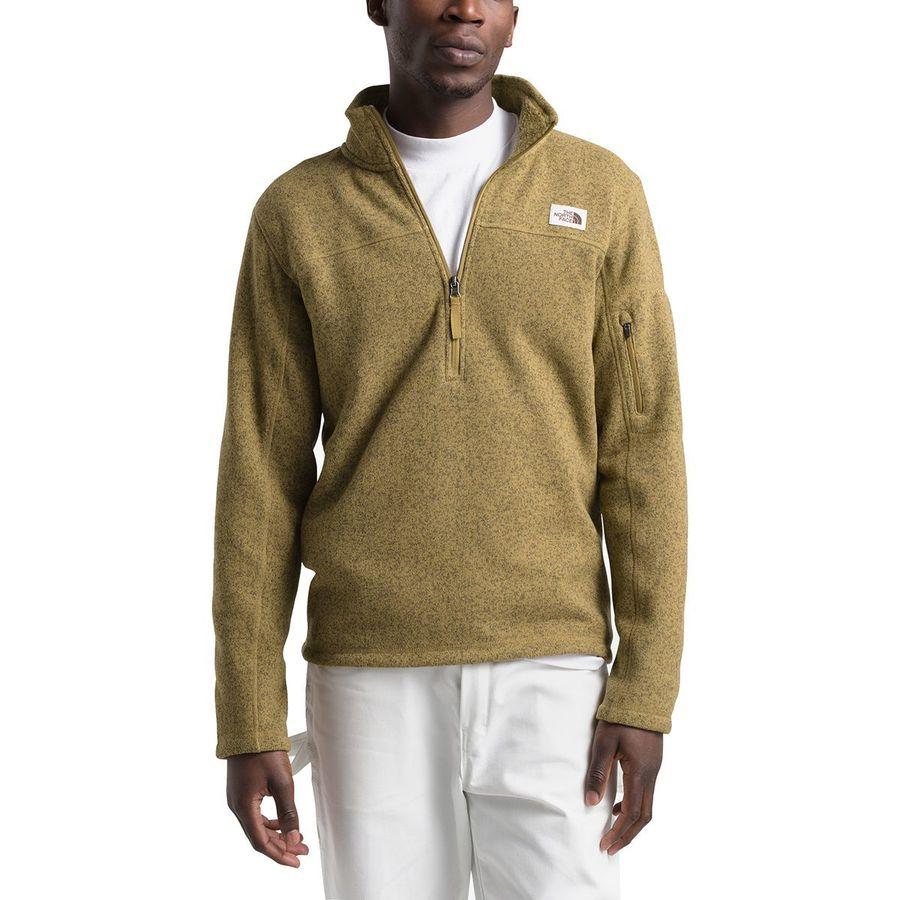 3b96985deb075 The North Face - Gordon Lyons 1/4-Zip Fleece Pullover - Men's -