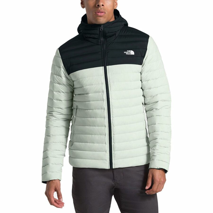 6a77b6058 The North Face Stretch Down Hooded Jacket - Men's