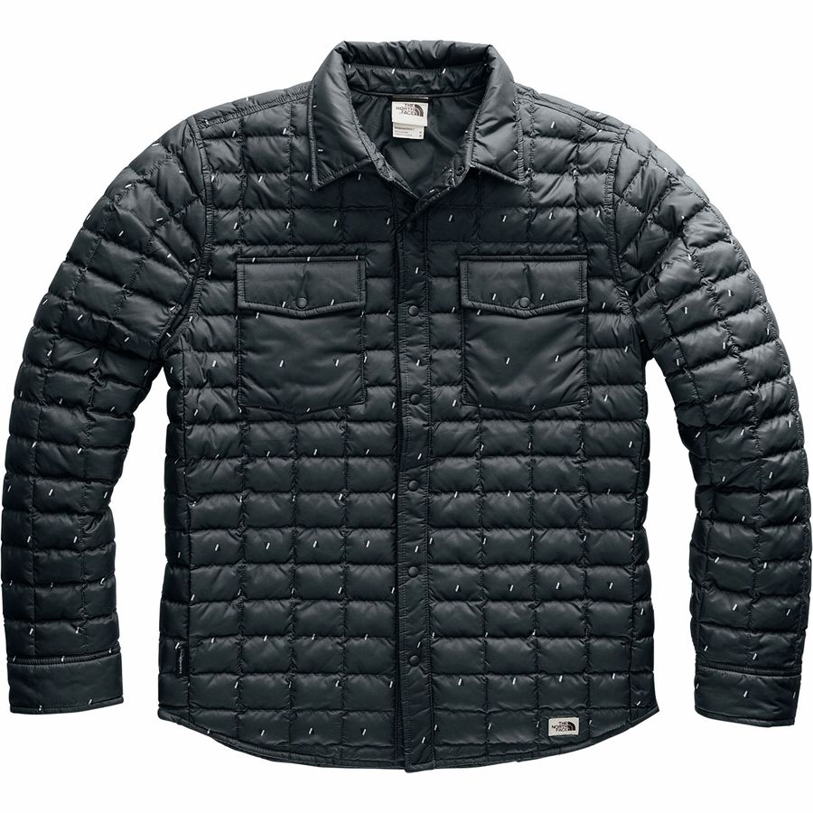 The North Face Thermoball Eco Snap Insulated Jacket Mens