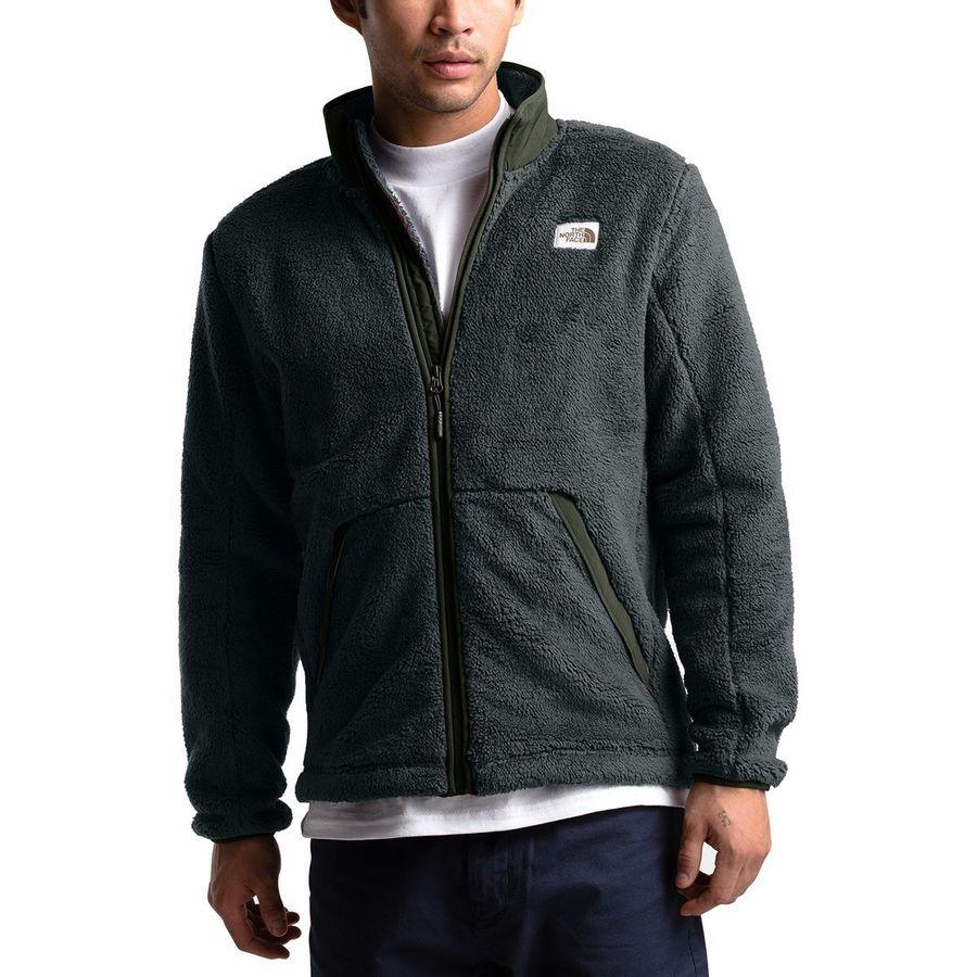 2b36ec256 The North Face Campshire Full-Zip Fleece Jacket - Men's