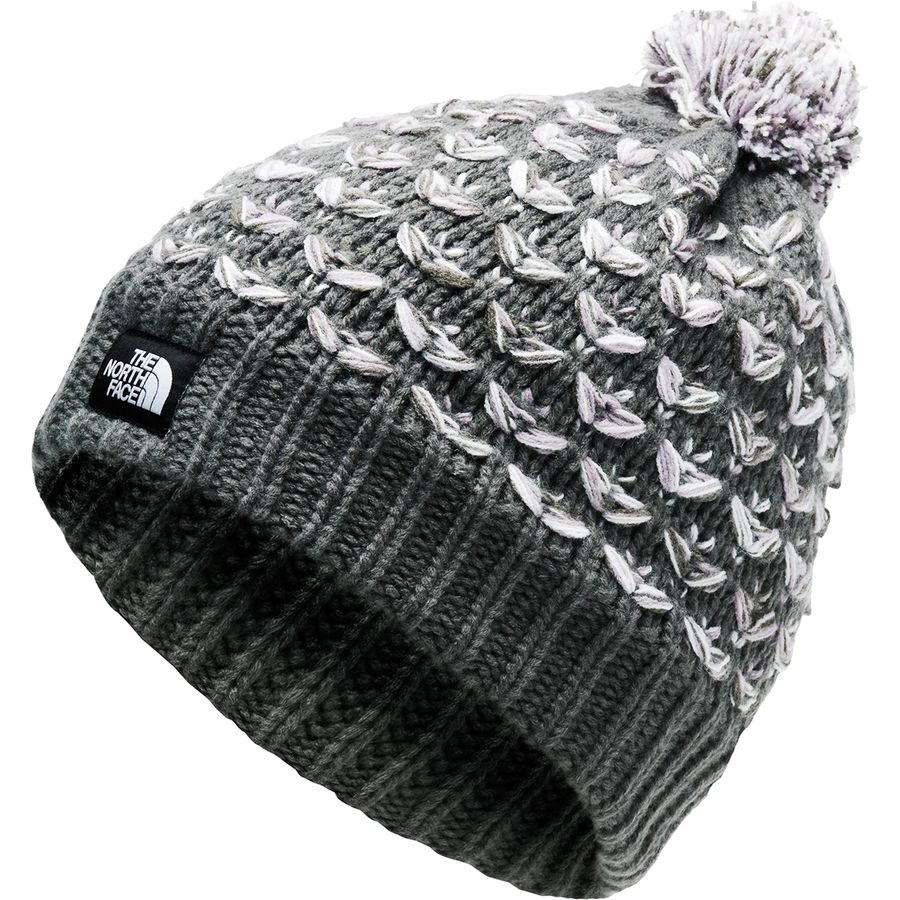 9b7753f27 The North Face Chunky Pom Beanie - Girls'