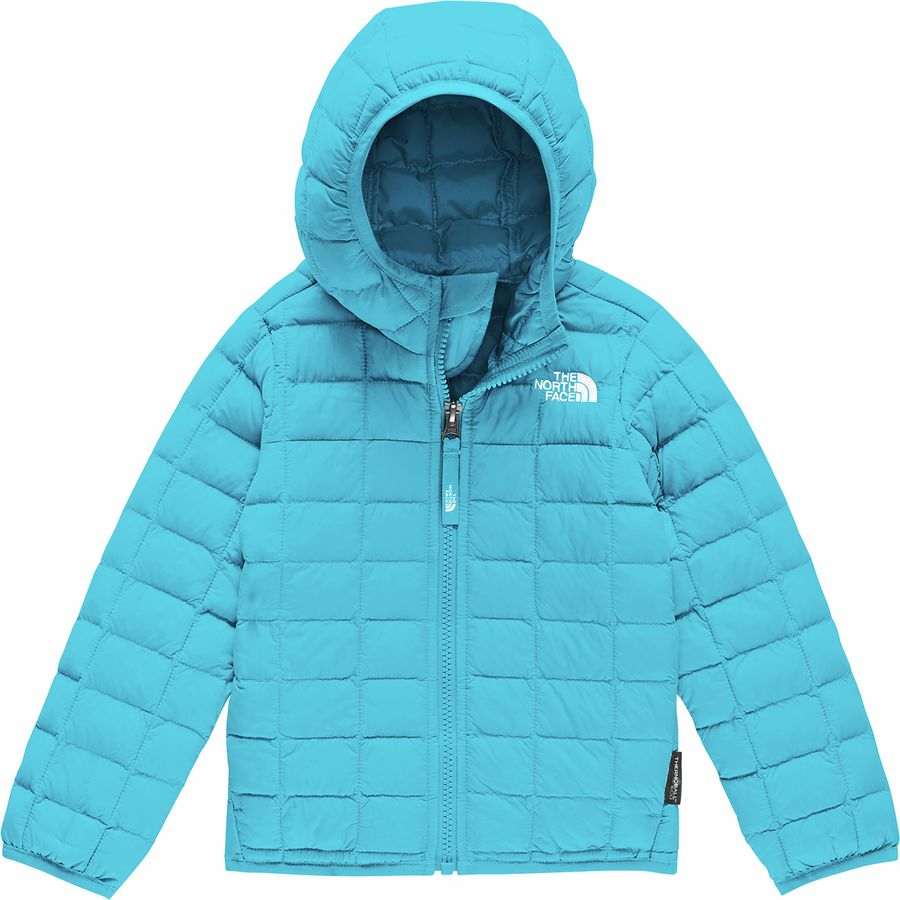 0276b495c The North Face ThermoBall Eco Hooded Jacket - Toddler Girls'