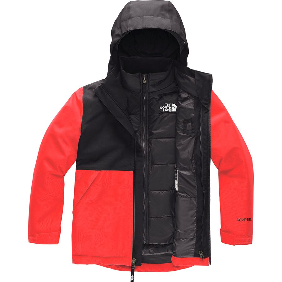 92710c077 The North Face Fresh Tracks Triclimate Jacket - Boys'
