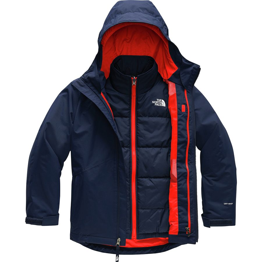 THE NORTH FACE Damen Snowboard Jacke Polar Down Parka