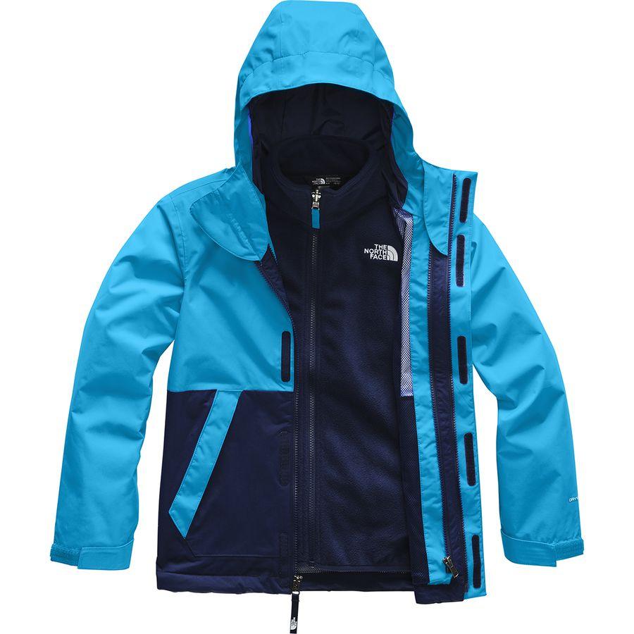 64f33dd36 The North Face Vortex Triclimate Jacket - Boys'