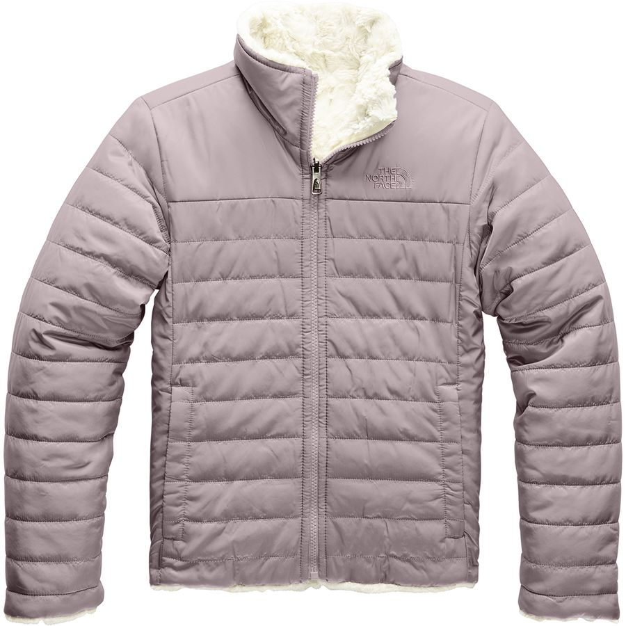 4bae8ff34 The North Face Mossbud Swirl Reversible Jacket - Girls'