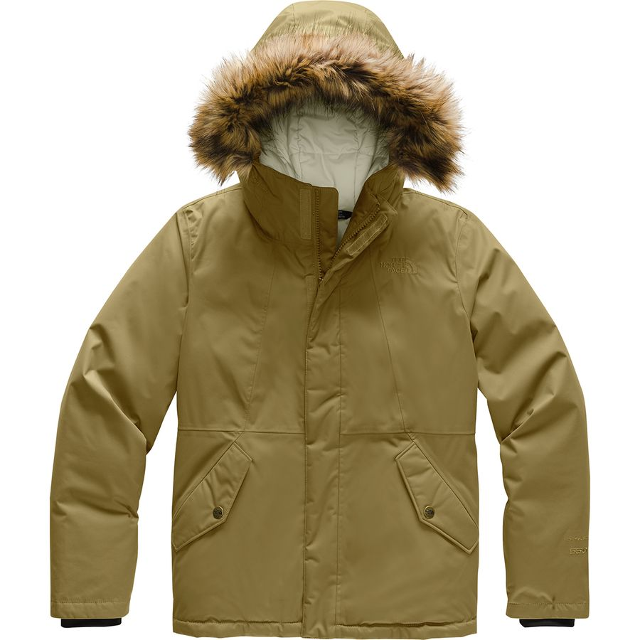 66852eb59 The North Face Greenland Hooded Down Parka - Girls'