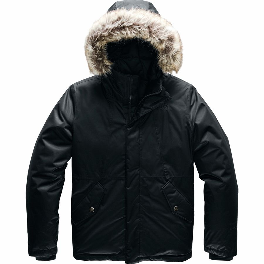 75ab8c8a3 The North Face Greenland Hooded Down Parka - Girls'