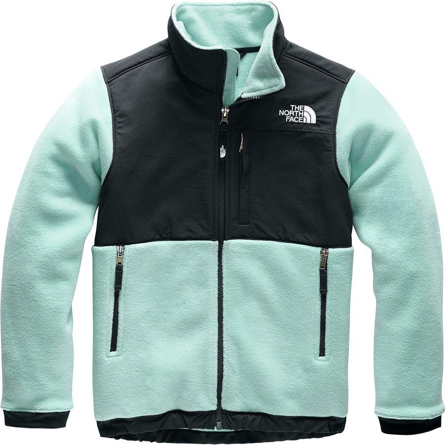712ee16a3 The North Face Denali Fleece Jacket - Girls'