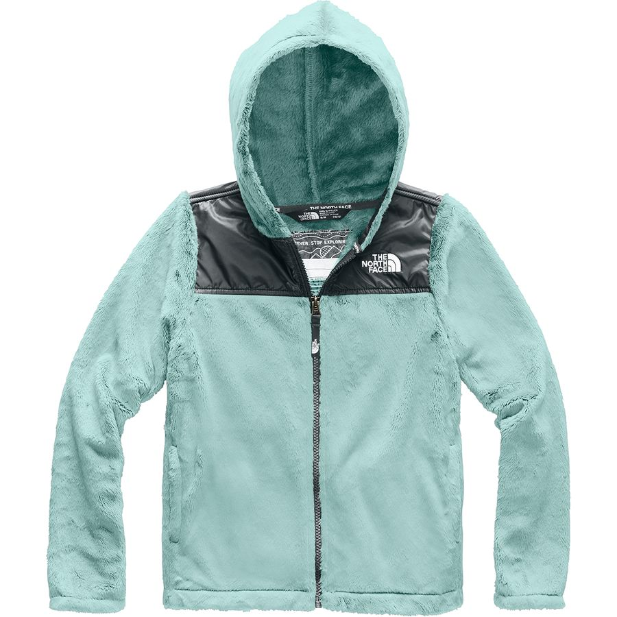 c00c7ab7e The North Face Oso Hooded Fleece Jacket - Girls'