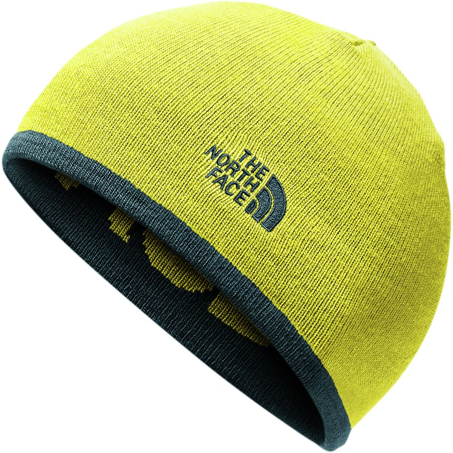 f7b006f4311ee The North Face Reversible TNF Banner Beanie