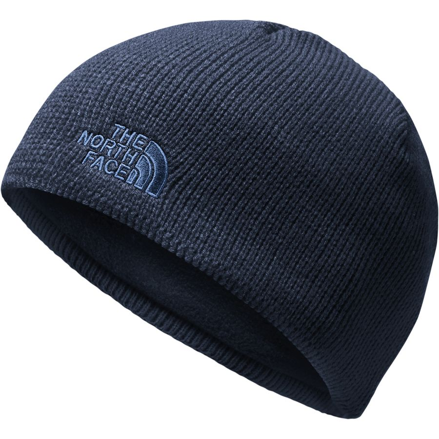 The North Face - Bones Beanie - Kids  - Cosmic Blue Shady Blue 151f93c1118